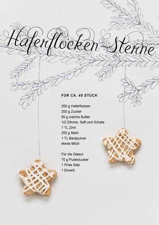 Plätzchen eMag von FoodBloggerinnen, kurz: Mädchen & Kekse.