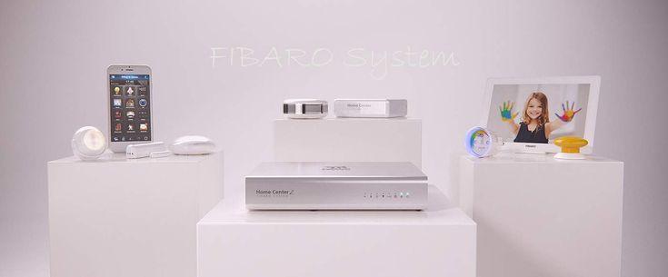 Fibaro System Front - Love Domotica