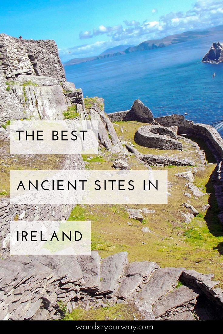 There are loads of ancient sites in Ireland — from prehistoric sites to early Christian sites to 17th century military forts and castles. So I decided to put together a list of some of the best ancient sites in Ireland. Click through to find out more.