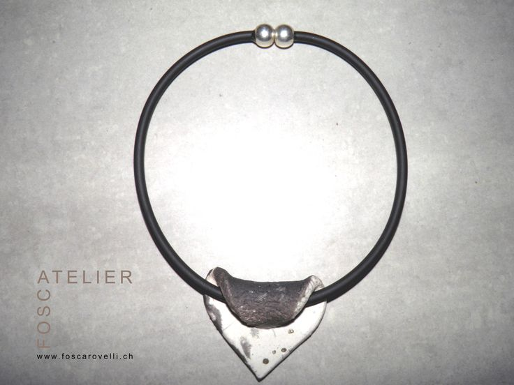 Ceramic Raku - Jewels by Fosca Rovelli