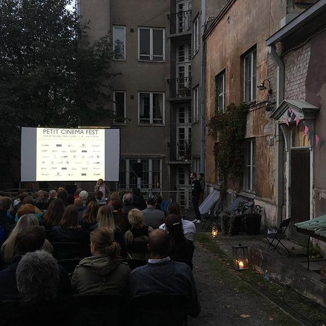 Petit Cinema Fest🎈#lahti #filmfestival #L'Attesa #TheWait #petitcinemafest