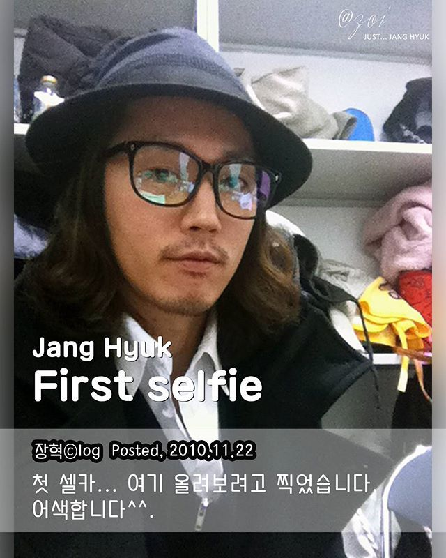 WEBSTA @ just.janghyuk.zoi - Jang Hyuk, First selfie☆📱📷 장혁ⓒlog Posted,2010.11.22 첫 셀카...여기 올려보려고 찍었습니다. 어색합니다^^. --------------- チャン・ヒョクⓒlog2010年11月22日投稿 「初セルカ、、、ここに載せてみようと撮りました。変です ^^.」 😂😂😂思い出のチャンヒョク初自撮り📱📷📱📷 @ajincome#장혁Clog #싸이월드 #SNS #첫셀카 #셀카 初めての #自撮り #selfie#장혁 #JangHyuk #チャンヒョク  #張赫#攸 ---zoi #장혁배우님은zoi의기적이에요zoi's HOME[#JustJangHyuk]Since:2006/11/15💞1janghyuk.blog17.fc2.com- --