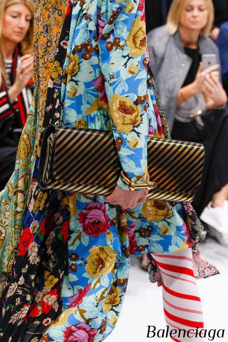 Paris Fashion Week Face-Off: Balenciaga on the runway at Paris Fashion Week