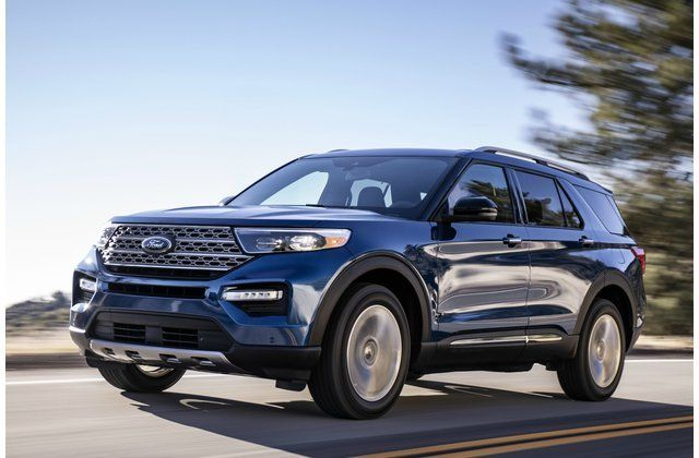 These Suvs Are Coming To The Market Soon And They Re Worth The Wait Ford Explorer 2020 Ford Explorer New Ford Explorer