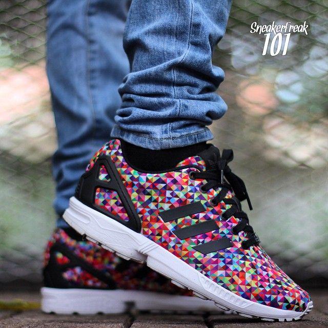 """adidas ZX Flux """"Multicolor Prism"""""""