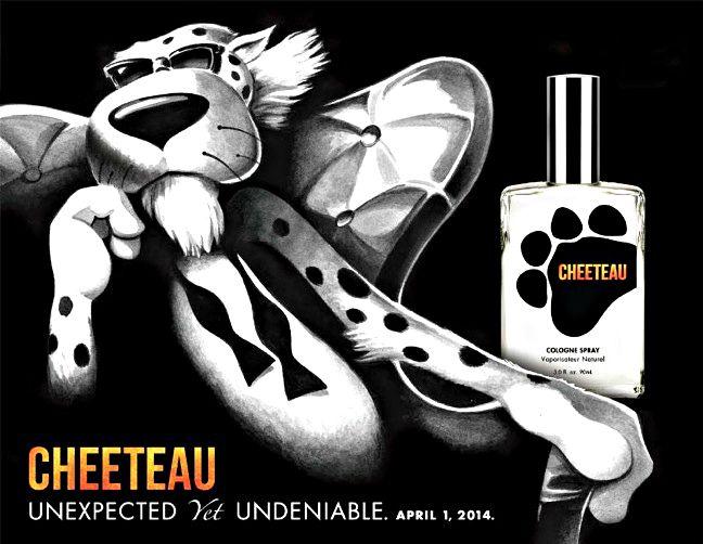 http://upakovano.ru/news/471709 #perfume #Cheetos #Chester #joke