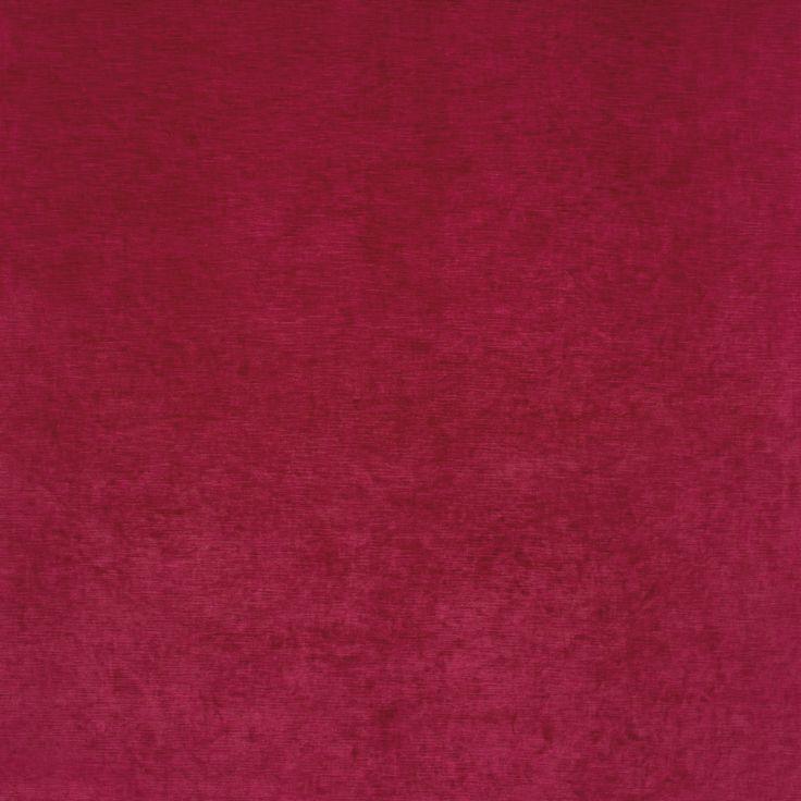 Villandry cranberry velvet fabric cranberry pinterest for Velvet material for curtains