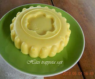 Viki Egyszerű Konyhája: Trappista sajt és zsömlék