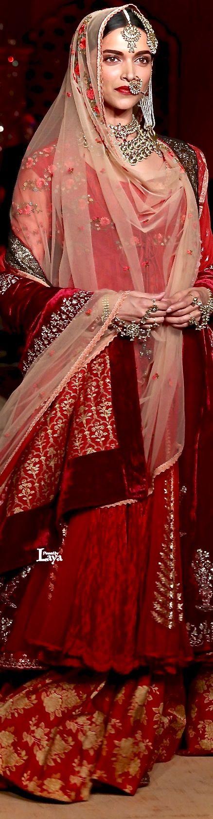 Anju Modi Bajirao Mastani Inspired Collections
