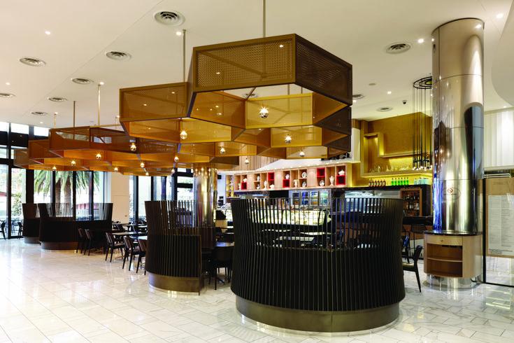 Cafe Baci- Red Design Group