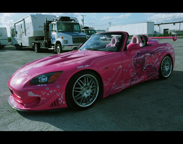 U00272 Fast 2 Furiousu0027: 2001 Honda S2000   Photos   U0027Fast And Furiousu0027 Cars:  Top Rides From The First Five Movies