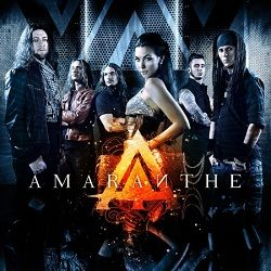 Metal fans, if you haven't heard of this band, you need to take a little listen. Amaranthine, Hunger, The Nexus, Drop Dead Cynical - Those are some of my favorite. You're welcome.