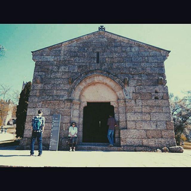 Capela de Sao Miguel en #Guimaraes (#Portugal) http://bit.ly/26JxYex