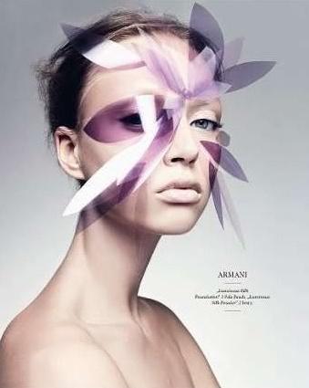 Hanna Verhees | Tush Magazine 2009