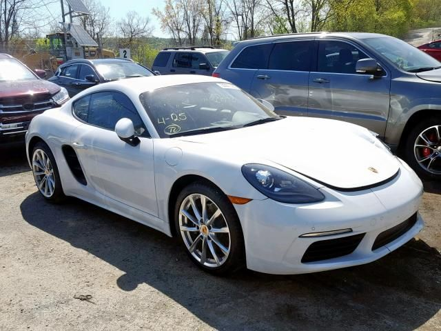 Salvage 2019 Porsche Cayman Coupe For Sale Salvage Title Carsales Carsforsale Cheapcars Carrosbar Porsche Cayman For Sale Cars For Sale Mercedes Benz Glc