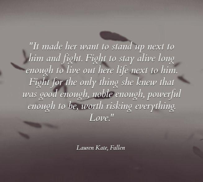 Fallen Angels Book Quotes: 525 Best Fallen Series Images On Pinterest
