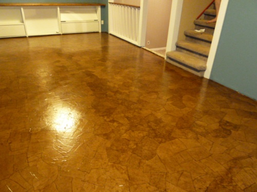 147 Best Painted Amp Plywood Quot Plank Quot Floors Images On