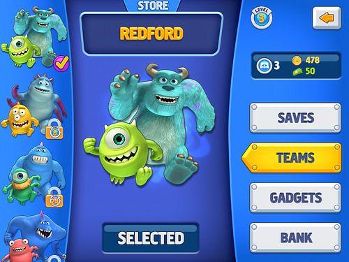 Mobile games Profile & Avatar: screenshots, UI