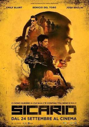 Sicario (2015) Streaming