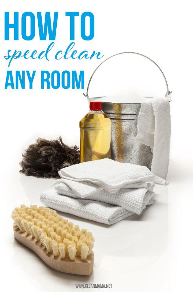 Cómo limpiar rápidamente cualquier habitación, consejos impresionantes y sencillos que cualquiera puede hacer! - How to Speed Clean Any Room - awesome and simple tips that anyone can do!