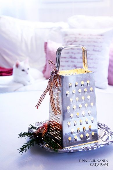 Mustikkamäki: Tervetuloa joulu...