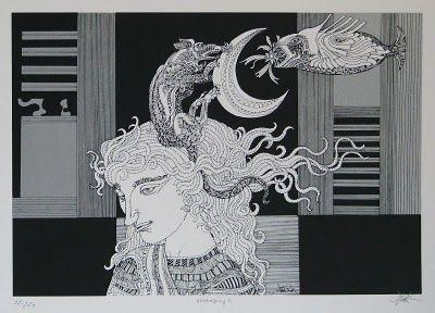 Holdfény II., szita