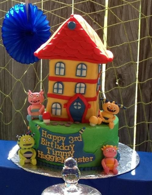 "Photo 2 of 12: Henry Hugglemonster / Birthday ""Timmy Hugglemonster"" 