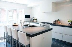 7 best ariadne at home keukens keukenmaxx images on pinterest rust and sisal - Centrum eiland met bar ...