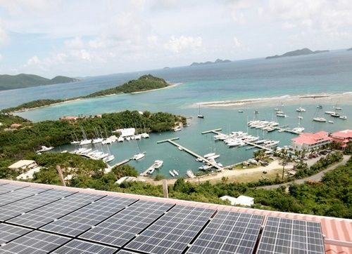 What is Solar Energy in relation to the BVI? - Cost Effective Energy Options -