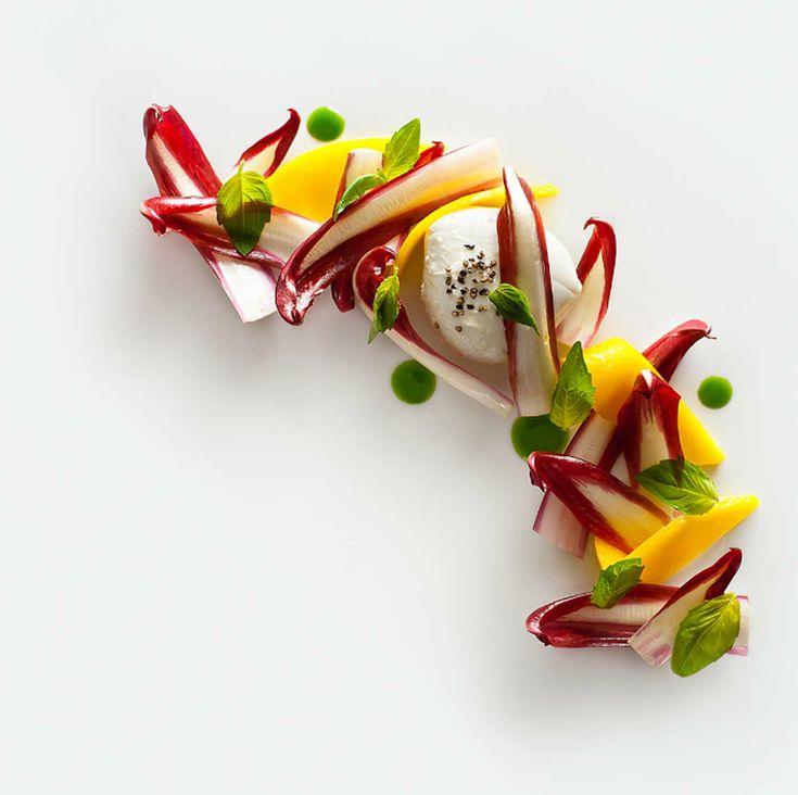 L'art dans vos assiettes : Venez dresser vos assiettes comme un chef ! Francesco Tonelli