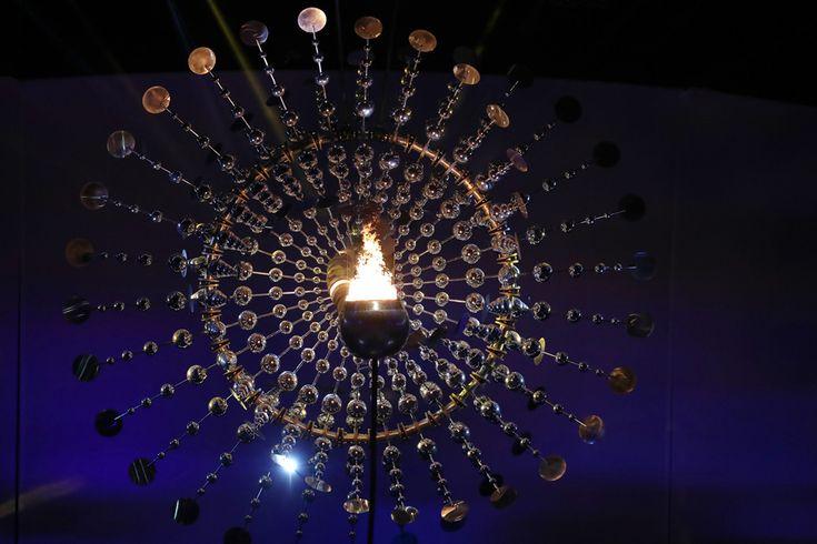 Photos of the Rio 2016 Olympics Opening Ceremony