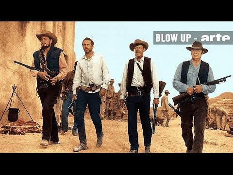 Sam Peckinpah par Johanna Vaude - Blow up - ARTE - YouTube