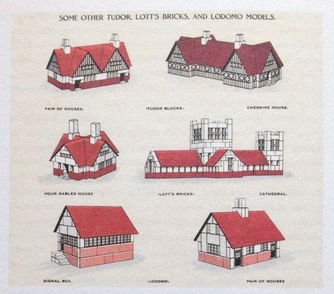 Les maisons à colombages qui m'ont fait tant rêve à l'Angleterre quand j'étais petite...