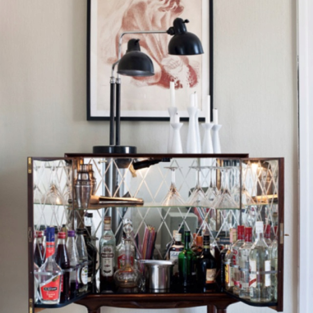 1000 images about mini bar ideas on pinterest mini bars bar and dry bars. Black Bedroom Furniture Sets. Home Design Ideas