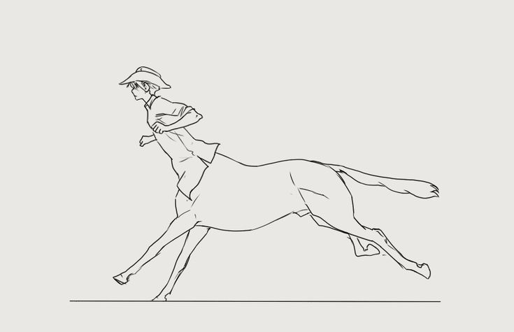 not only lazy, but smart too!, Very choppy, 8-frame animations of Aerick's gaits.