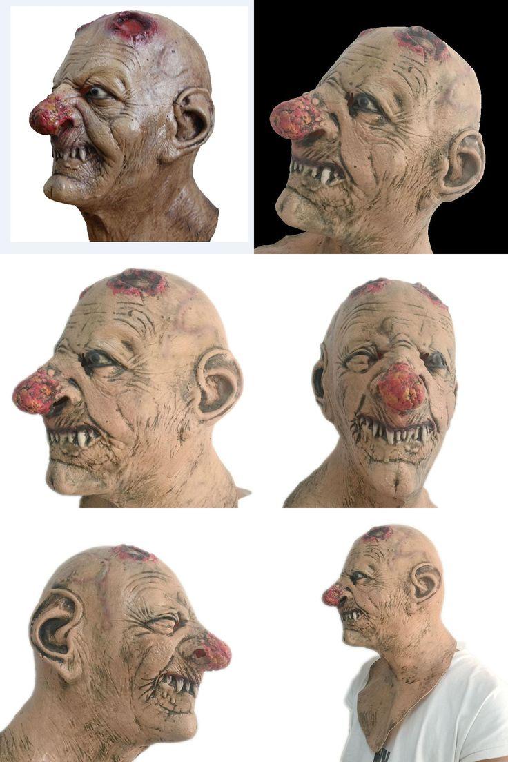 Best 25+ Realistic halloween masks ideas on Pinterest   Mask ...
