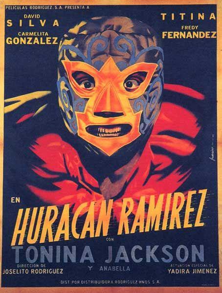 Huracan Ramirez. Silva Gonzalez. Titina Fernandez. #Luchadores