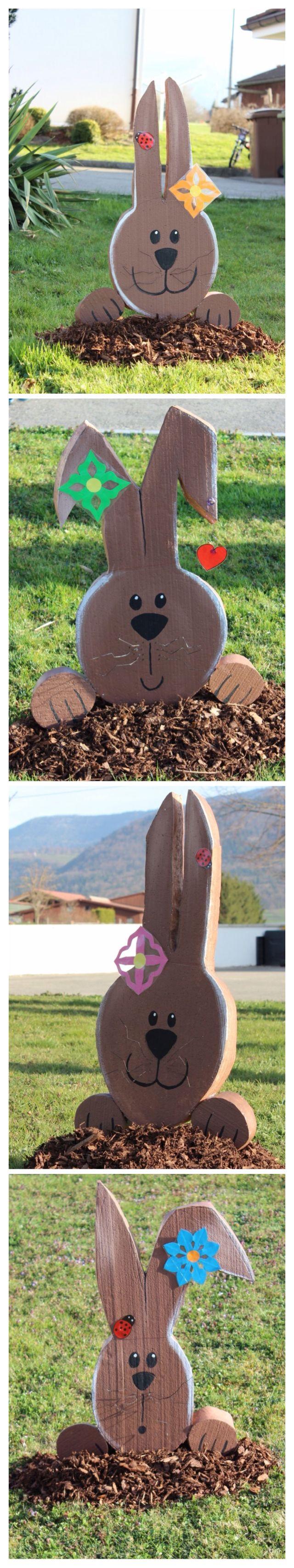 Déco de Pâques en sajex récup #paques #decoration  www.pinterest.com/fleurysylvie  et www.toutpetitrien.ch