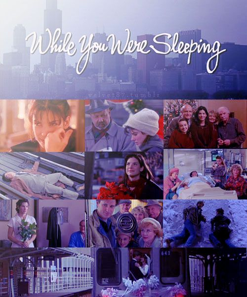 While You Were Sleeping. I love this movie *so* much, as shown by the fact that it's currently the most-watched film on my 2013 list. :) So sweet and adorable, and though I watch it all year, it totally counts as a Christmas movie.
