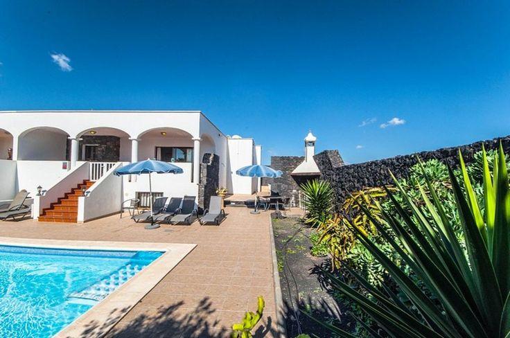 Casa Indiana (LH110): Casa Indiana, Los Claveles, Playa Blanca - 61138