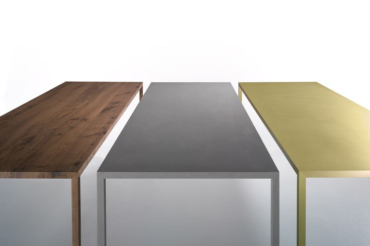 SALONE INTERNAZIONALE DEL MOBILE 2016 _ Preview MDF Italia. New materials for the Tense table!