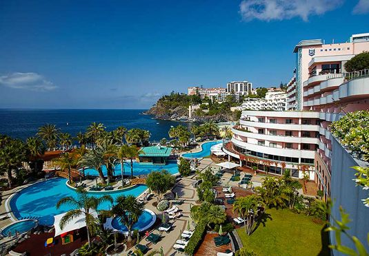 5* Madeira beach holiday, Royal Savoy Hotel Madeira, Funchal - save 32% - http://www.moredeal.co.uk/shop/holidays/5-madeira-beach-holiday-royal-savoy-hotel-madeira-funchal-save-32/
