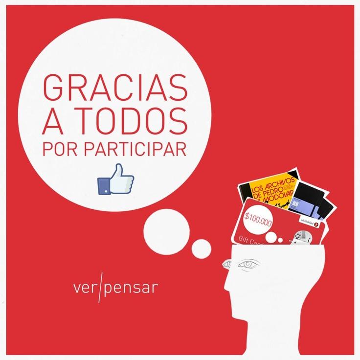 GRACIAS A TODOS POR PARTICIPAR!!!