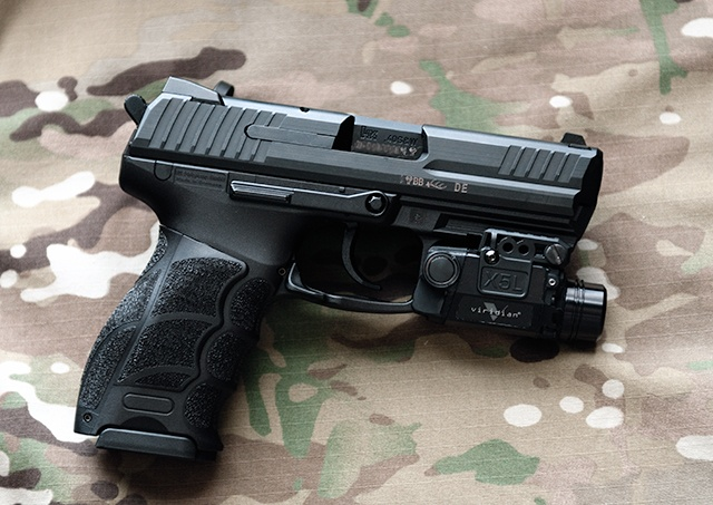 Heckler and Koch P30 9mm 15rd