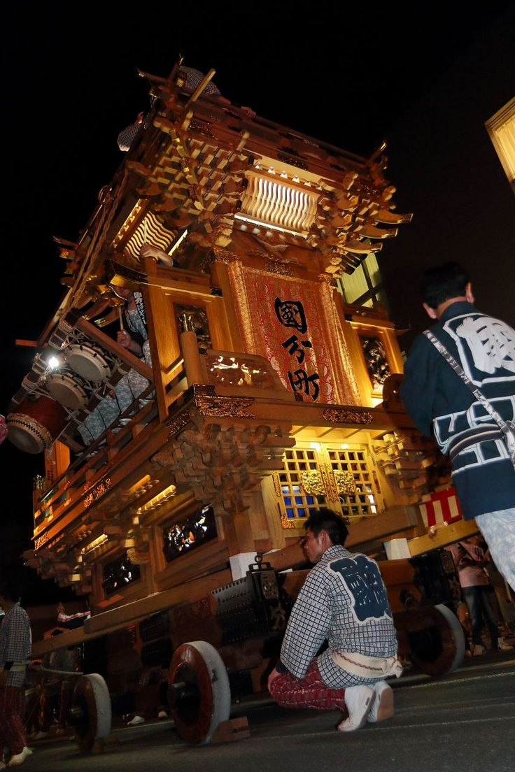 Ishioka Festival 石岡のおまつり(常陸國總社宮例大祭)
