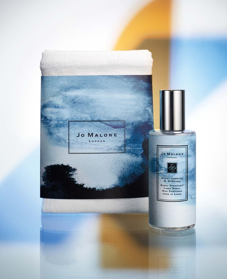 Jo Malone London | Night Jasmine & Oregano Scent Surround™ Linen Spray #MyWanderlust
