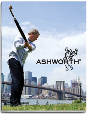Ashworth Golf Apparel For Your Business