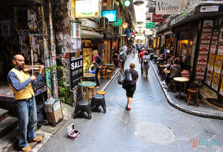 Centre Place - Melbourne, Australia