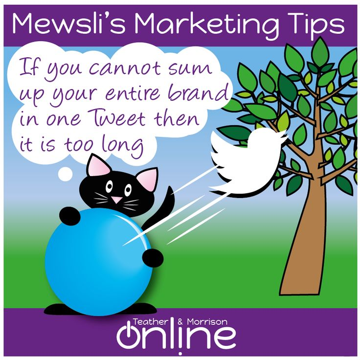 You have heard about the elevator pitch - but can you fit it into one tweet? #Mewsli #Marketing #SmallBusiness #Entrepreneur