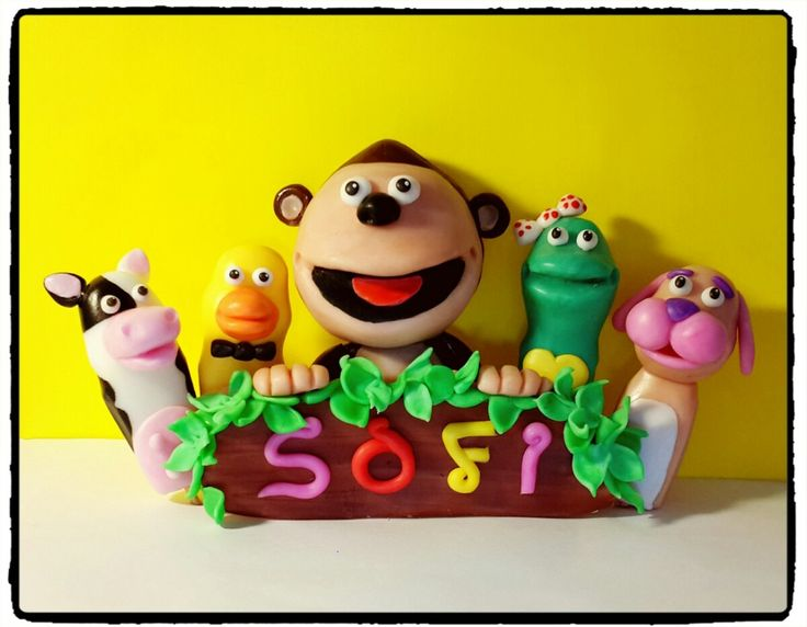 torta mono bubba - Buscar con Google